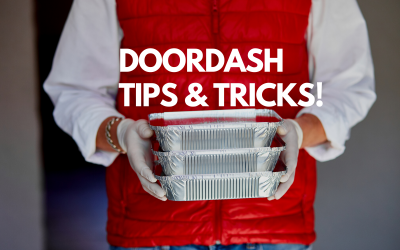 DoorDash Tips and Tricks for the gig economy!