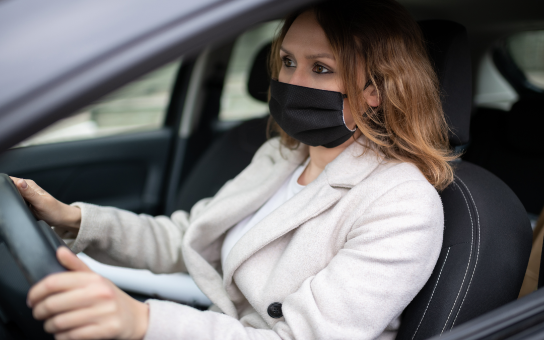 New Uber/Lyft Face Mask Policy
